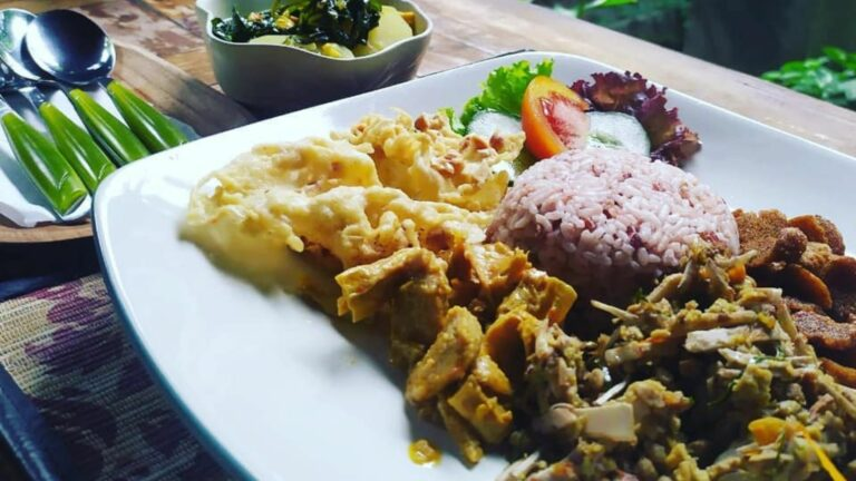 5 local vegan hotspots in Bali which you may not have heard of
